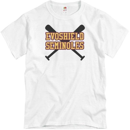 Mens Evoshield Seminoles Shirt
