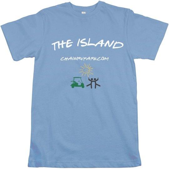 Mens Island Party Shirt