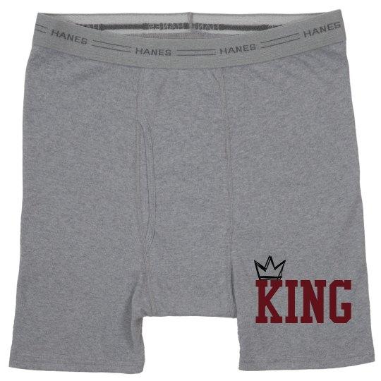 "Men's ""KING"" Briefs"