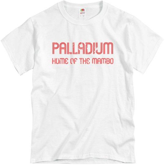 Men's Palladium Tee White