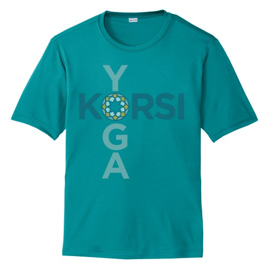 Men's Performance Tee - Find your center