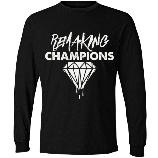 Men's Remaking Champions Longsleeve