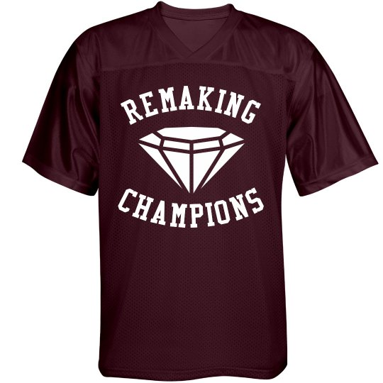 Men's Remaking Champs Jersey