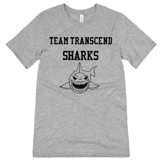 Mens Shark Tee