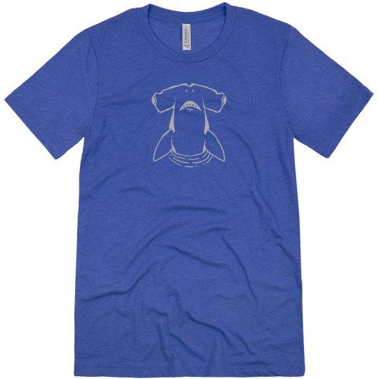 Mens Shark T-shirt