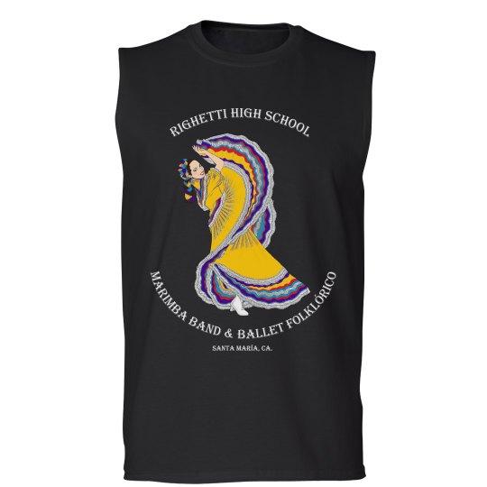 Men's sleeveless-T 2016