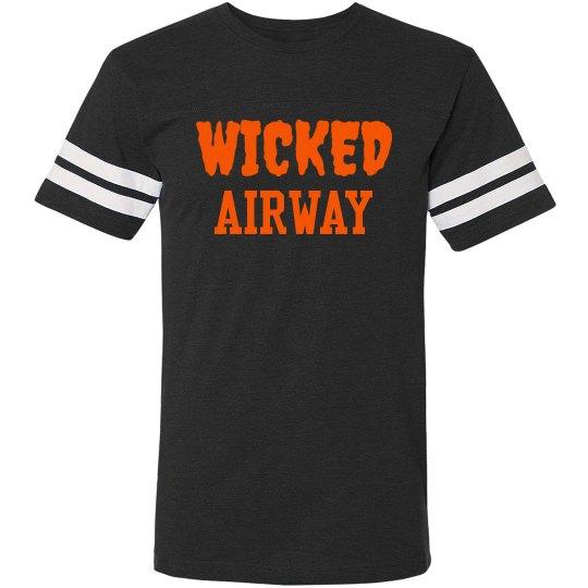Men's T- Wicked Airway