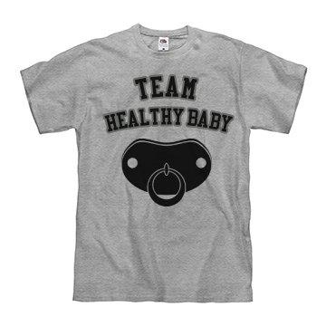 Men's Team Neutral Baby Reveal T Shirt