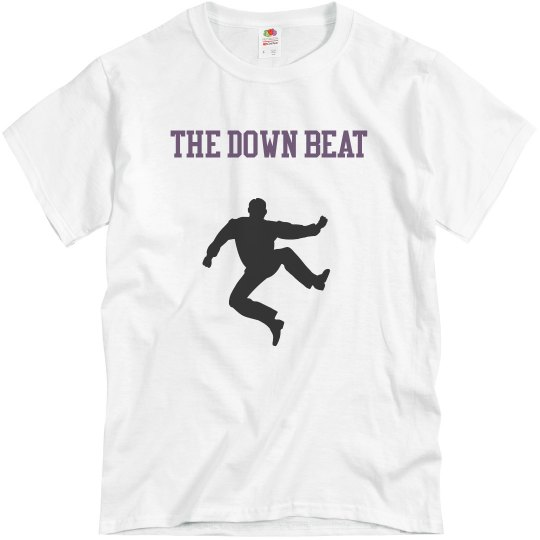 Men's The Down Beat T-shirt