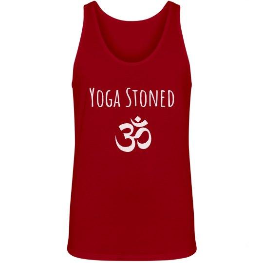 Men's Yoga Stoned tank