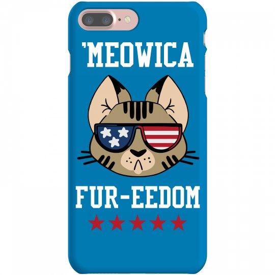 'Meowica Fur-eedom