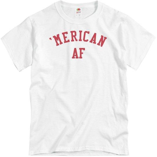 'Merican Af