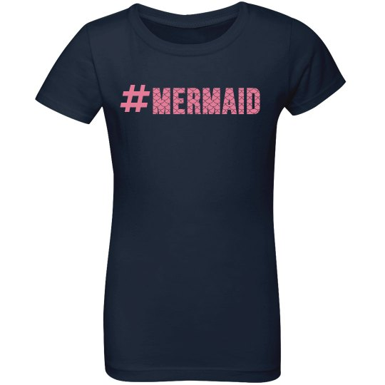 #Mermaid - hashtag youth
