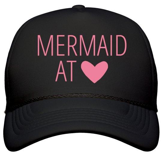 Mermaid At Heart Spring Breaker