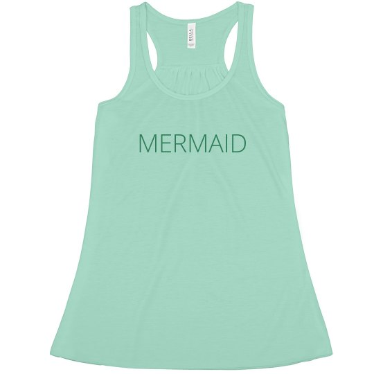 Mermaid Flowy Tank Version 1