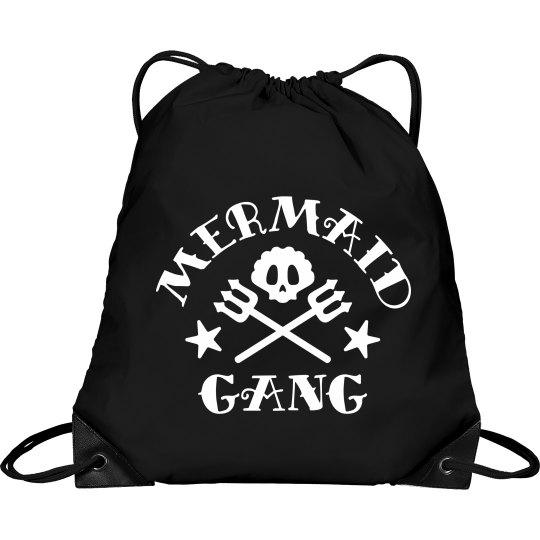Mermaid Gang Summer Vacation Bag