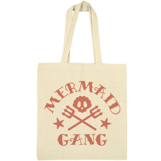 Mermaid Gang Tote Bag