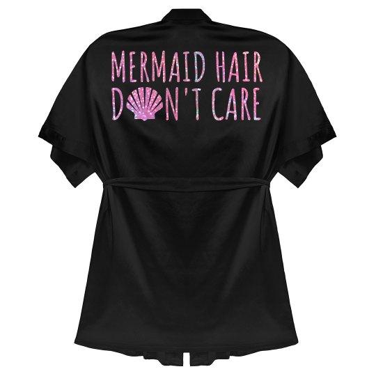 Mermaid Hair Don't Care Glitter