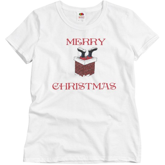 Merry Christmas Womens