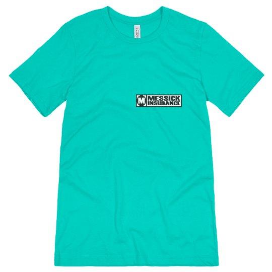 Messick Mint/Charcoal