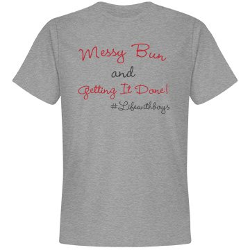 Messy Bun (Soft Unisex)