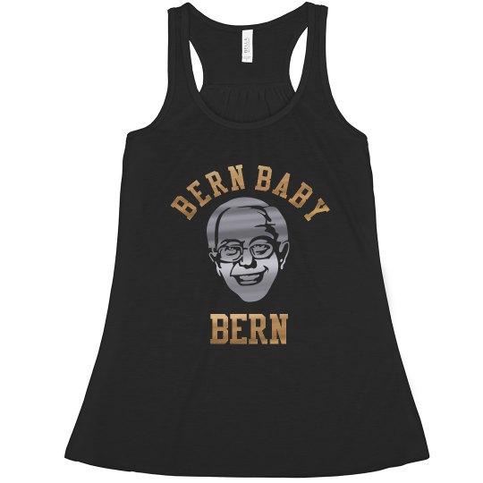 Metallic Bernie Sander