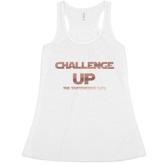 Metallic Challenge Up