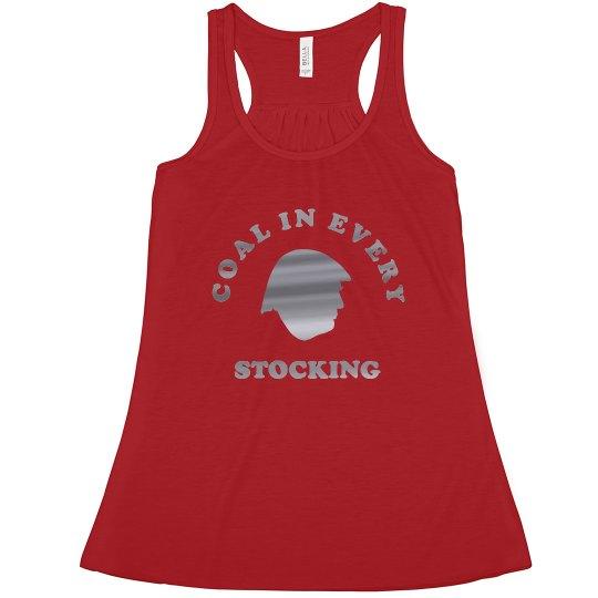 Metallic Coal in Every Stocking