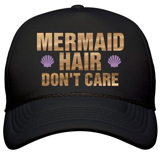 Metallic Mermaid Hair Don't Care