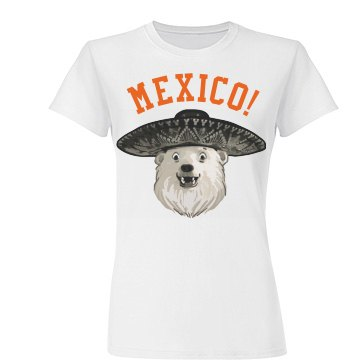 Mexican Polar Bear