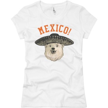 Mexican Polar Bear