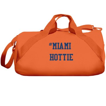 #Miami Hottie Carry Bag