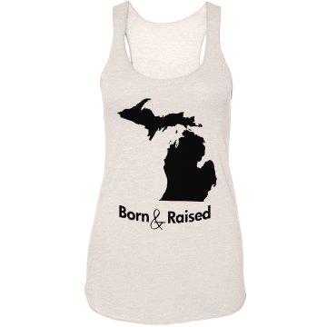 Michigan Born and Raised