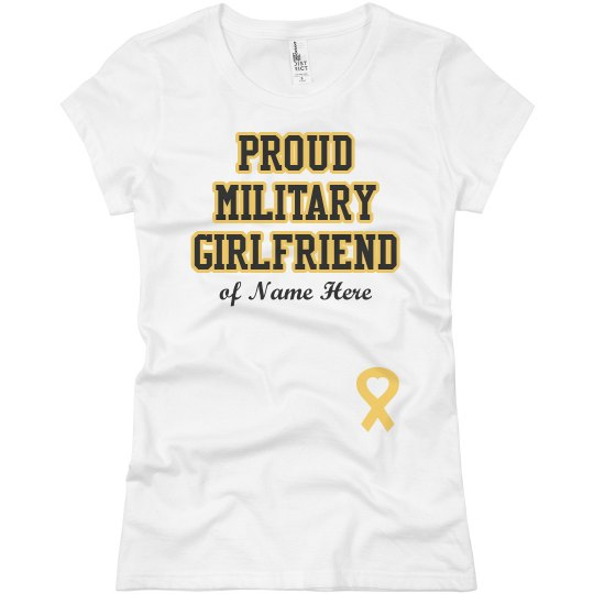Military Girlfriend Love