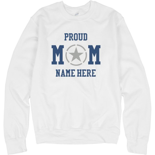 Military Star Mom Pride