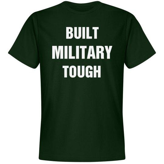 Military tough