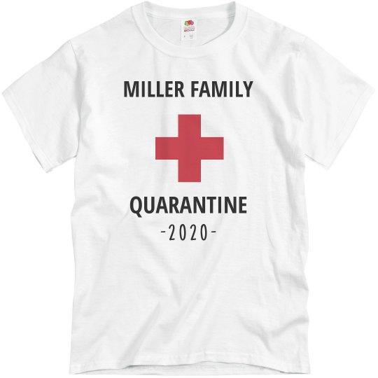 Miller Family Quarantine 2020