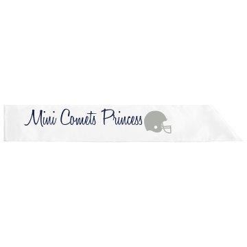 Mini Comets Princess