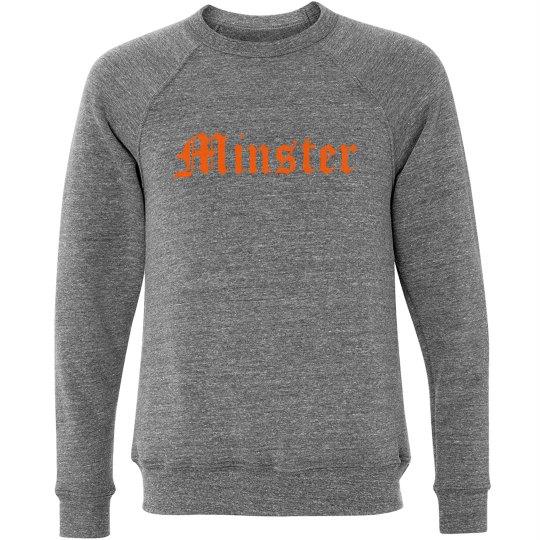 Minster crewneck sweatshirt