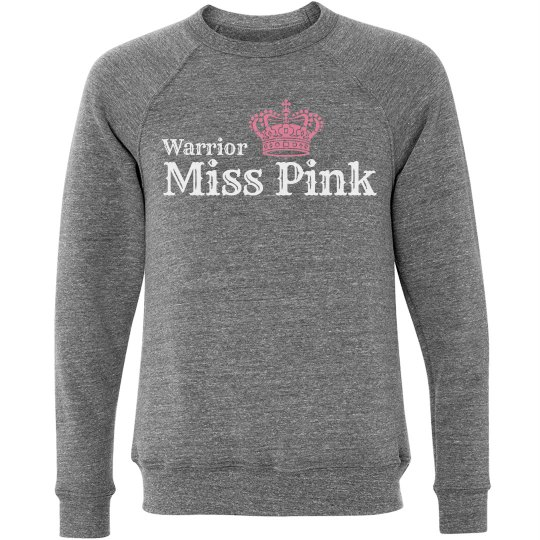 Miss Pink Warrior
