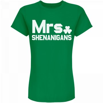 Miss Shenanigans