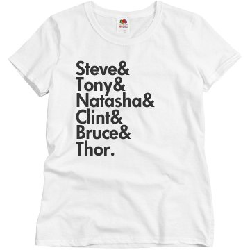 Misses Team Shirt
