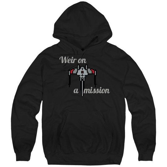 mission hoodie