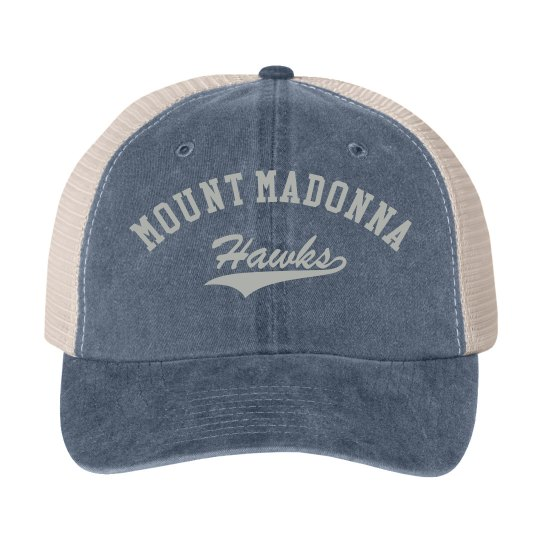 MMS Hawks Vintage Hat