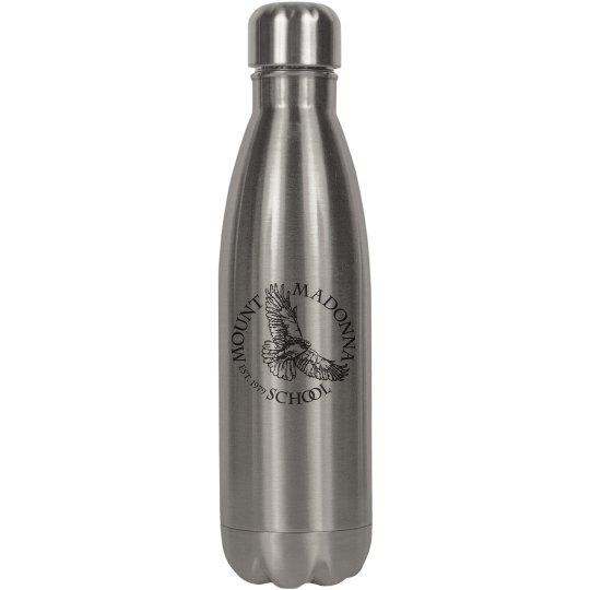 MMS Stainless Steel Water Bottle