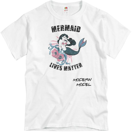 Modern Model Mermaid Lives Matter
