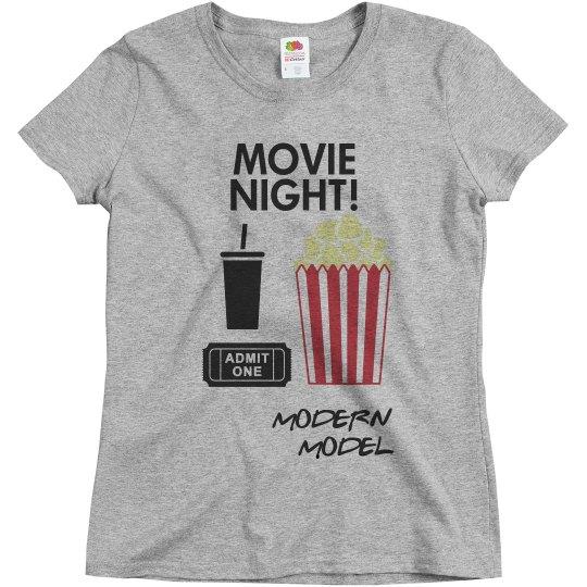 Modern Model Movie Night 2019