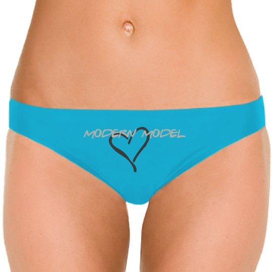 Modern Model Swimsuit Bottom