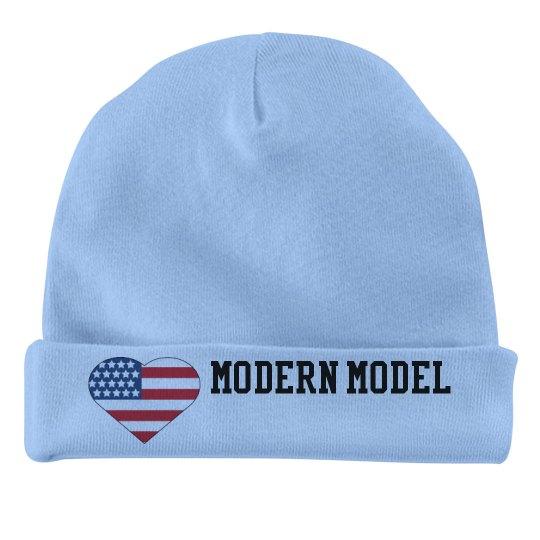 Modern Model Winter Hat