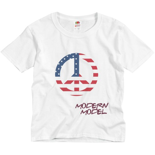 MODERN MODEL YOUTH SIGNATURE SERIES 2018 SHIRT